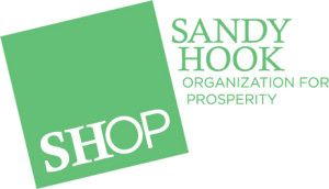 Sandy Hook Organization for Prosperity logo