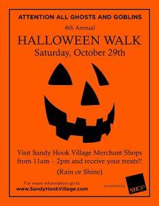 8th Annual Halloween Walk @ Sandy Hook Village | Newtown | Connecticut | United States