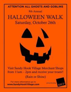 2021 Halloween Walk @ Sandy Hook Village | Newtown | Connecticut | United States