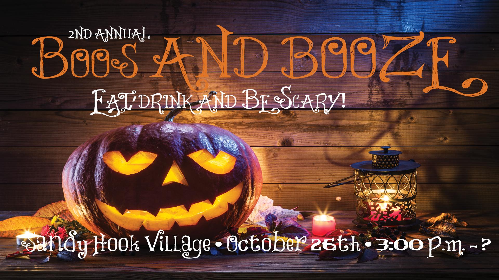 Halloween Pub Crawl 2019 @ Sandy Hook Village | Newtown | Connecticut | United States